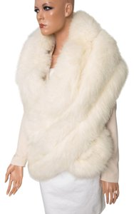 Other Marilyn Monroe Inspired Fox Fur Stole/Shrug Wedding Shawl Boa Wrap
