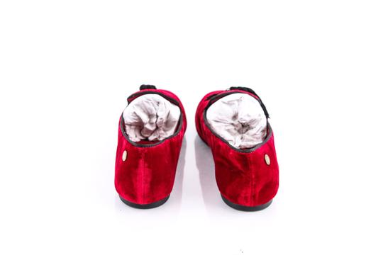 Marc Jacobs Red Flats Image 4