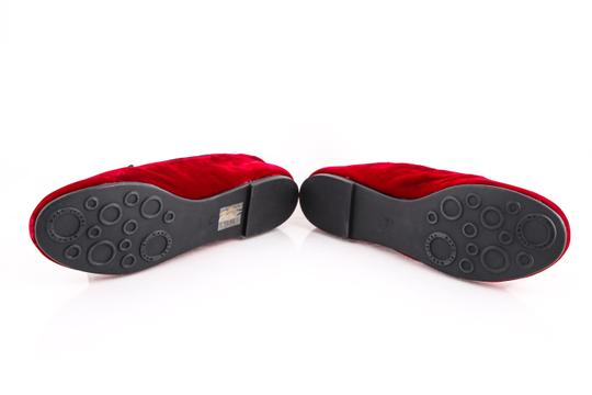 Marc Jacobs Red Flats Image 6
