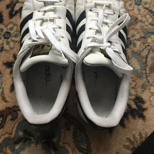 adidas White Athletic Image 11