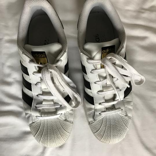 adidas White Athletic Image 5