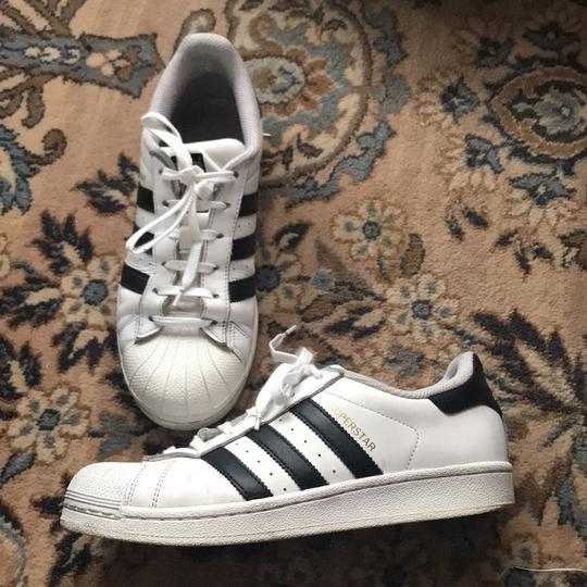 adidas White Athletic Image 7