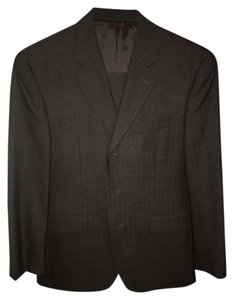 Ralph Lauren Mens suit in charcoal gray pinstriped by Ralph, Ralph Lauren
