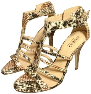 Guess Snake print Sandals