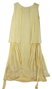 Other Vintage Silk Wedding 1920s Dress