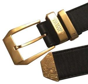 vesace collection vesace Collection gold buckle