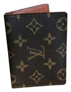 Louis Vuitton Monogram Credit Card Id mini wallet