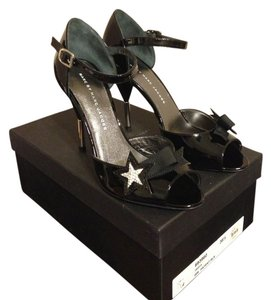 Marc by Marc Jacobs Patent Leather Black Formal