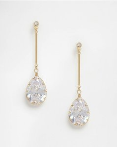 ALDO Gold Drop Earrings