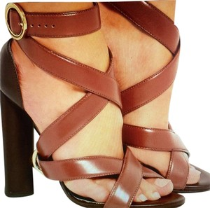 Tom Ford Cognac Sandals