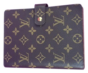 Louis Vuitton Planner Mm Lv Agenda Neverfull Metis Mm monogram Clutch