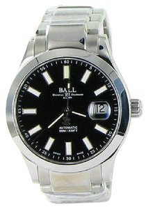 Ball Ball Nm2026c-s6-bk Engineer Ii Marvelight Black Dial 40mm Watch