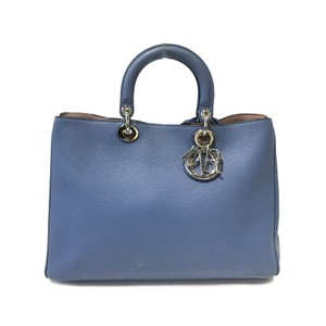 Dior Tote in Blue