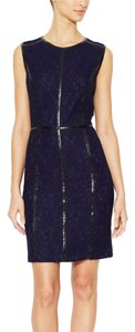 Cynthia Steffe Sheath Lace Dress