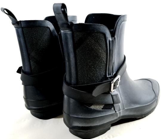 Burberry Black/Charcoal Boots Image 1