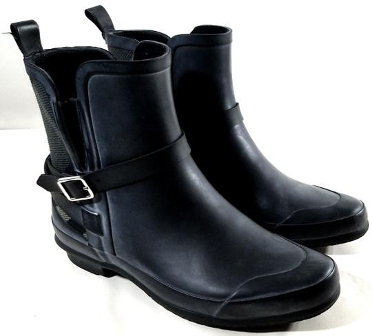 Burberry Black/Charcoal Boots Image 3