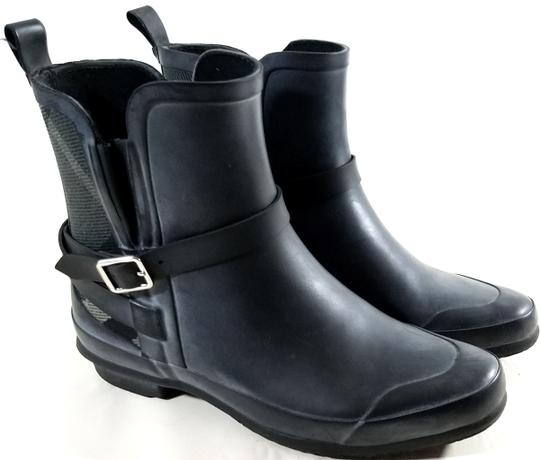 Burberry Black/Charcoal Boots Image 5