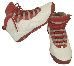 Air Jordan White,red and gray Athletic