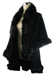 Other Faux Fur Wrap Cape