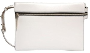 Victoria Beckham Cream Clutch