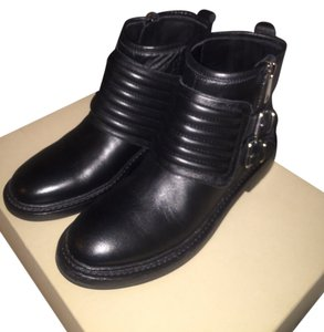 Burberry Brit Black Boots