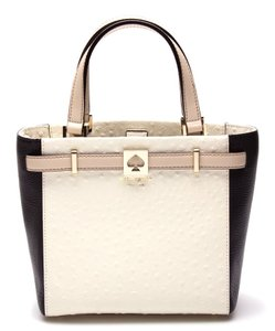 Kate Spade Satchel in White , Black