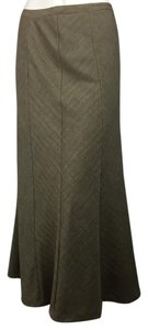 East 5th Essentials Maxi Skirt Tan