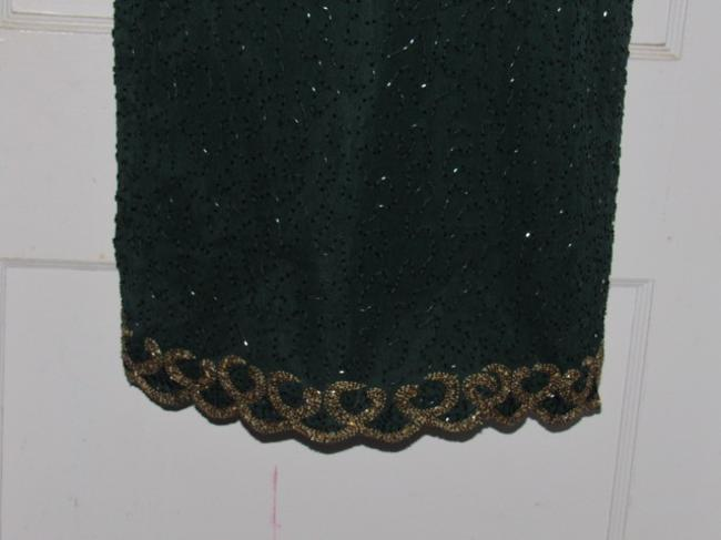 Other Like New- Worn Once Silk Beading Mod Retro Look One Of A Excellent Vintage Dress Image 4