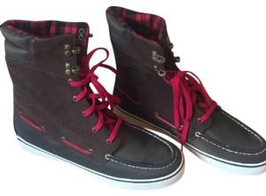 Sperry Casual Comfortable Brown Boots