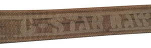 G-Star RAW G-Star RAW canvas brown belt-size Small