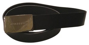 Burberry silver buckle Burberry