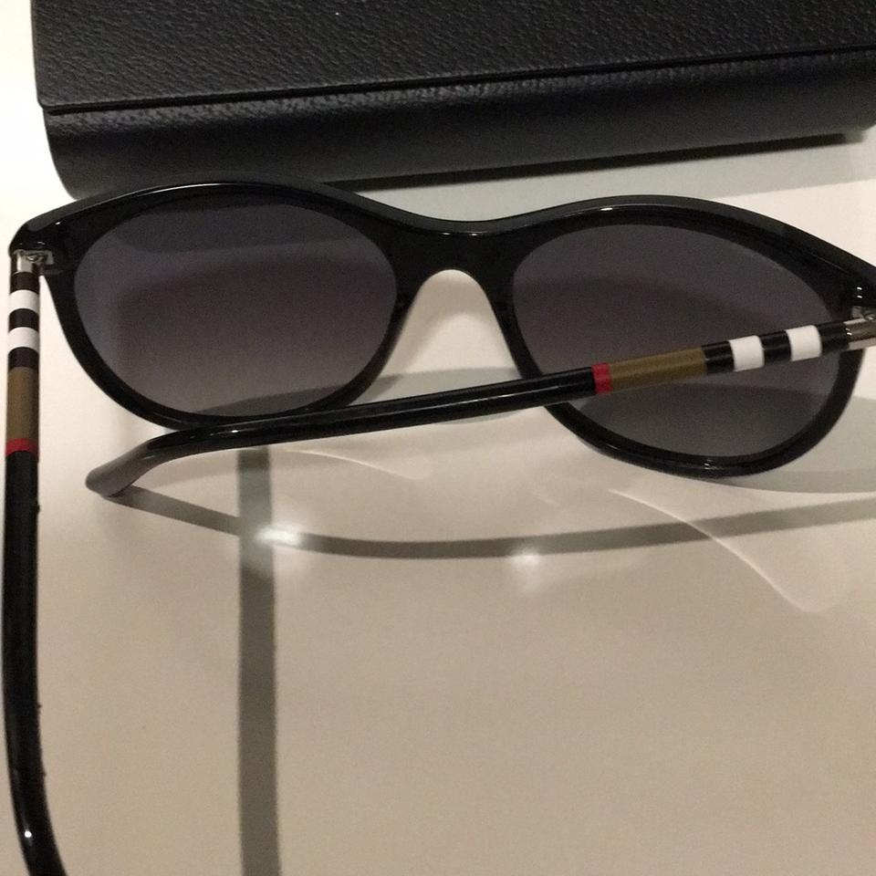 5db67aa674c3 Burberry Black B4145 Sunglasses - Tradesy