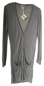 Haute Hippie Long Longsleeve Long Button Down Soft Cardigan
