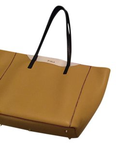 Furla Tote in Yellow