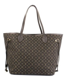 Louis Vuitton Tote in Brown Mini Lin