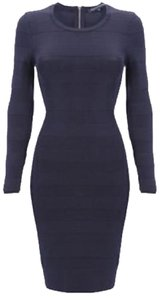 French Connection Bodycon Stretchy Sexy Club Wear Bandage Dress