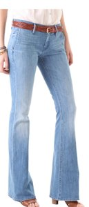 Mother Trouser/Wide Leg Jeans
