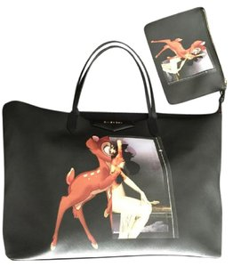 Givenchy Bambi Tote in Black