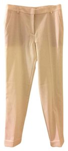 BCBGMAXAZRIA Trouser Pants Off-White