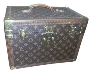 Louis Vuitton Brown Travel Bag