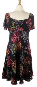 Kay Unger short dress Multi-Color on Tradesy