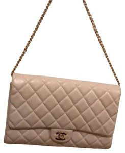 Chanel light pink Clutch
