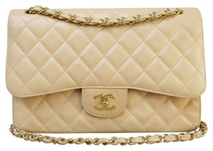 Chanel Jumbo Double Flap Classic Shoulder Bag