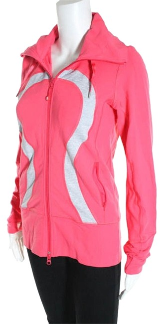 Item - Hot Pink/ Coral Activewear Outerwear Size 6 (S, 28)
