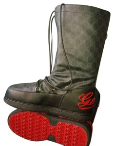 sports shoes top-rated cheap 2019 best Gucci Snow Boots - Up to 70% off at Tradesy
