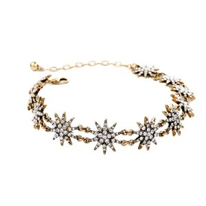 Other Star Crystal Stone Choker Necklace