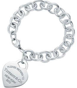 Tiffany & Co. Return to Tiffany Collection Heart Tag Bracelet