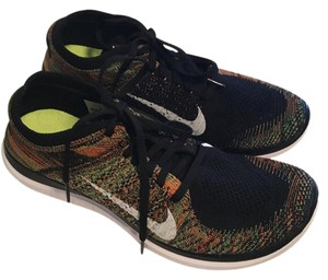 Nike Flyknit Running Sneakers multicolor Athletic