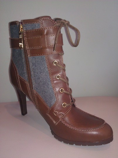 Tommy Hilfiger Brown Boots