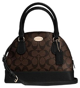 Coach Signature Canvass F34083 Cross Body Bag